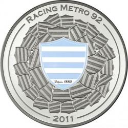 France 2012. 10 euro Racing Métro 92
