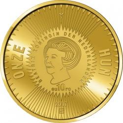 Niderland 2007. 10 euro. Michiel de Ruyter
