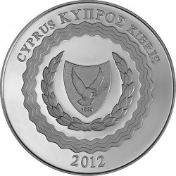 5 euro 2012. CYPRUS PRESIDENCY OF THE COUNCIL OF THE EU