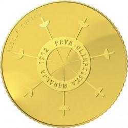 Словения, 2012 (100 лет первой словенской олимпийской медали)