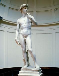 David. 1501-1504. Marble. Post-restoration.