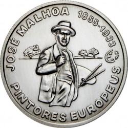 Portugal 2012. 2,50 Euros. GRANDES PINTORES - JOSÉ MALHOA