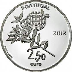 Portugal. 2.5 euro: XXX. Summer Olympics in London