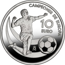 spain 2012 10 euro Champions of Europe