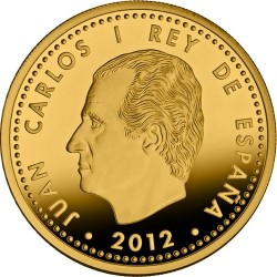 spain 2012. 10 euro. Champions of Europe