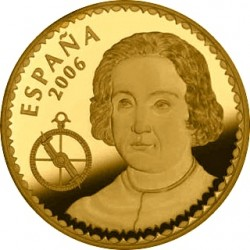 Spain 2006. 400 euro Christopher Columbus 5th Centenary