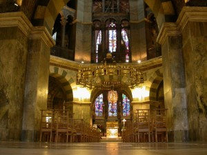 Aachener dom capella