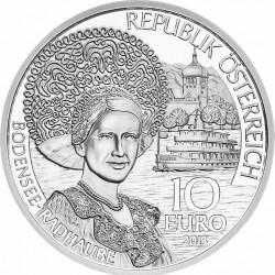 Austria 2013 10 euro Vorarlberg