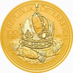 Austria 2012. 100 euro. Imperial Crown of Austria