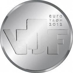 Netherland 2012. 5 euro. sculpture