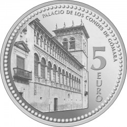 Spain 2012. 5 euro. Soria