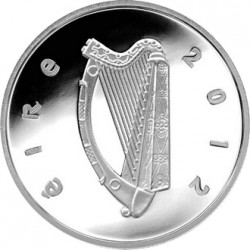 Ireland 2012. 15 euro. Irish Wolfhound