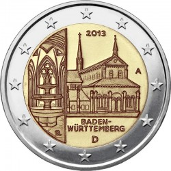 2 euro germany (Maulbronn)