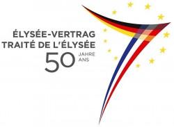 Elysee Treaty 50 logo