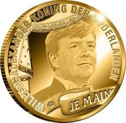 Netherland 2013. 20 euro. Willem-Alexander