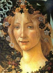 Botticelli Flora