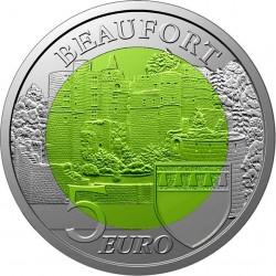 Luxembourg 2013. 5 euro. Château de Beaufort
