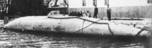 Peral submarine 1888