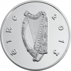 Ireland 2013. 15 euro. Lockout