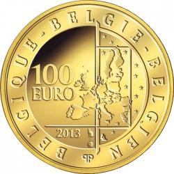 Belgium 100 euro Baudouin av