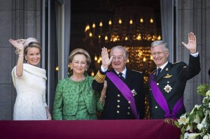 Belgium new King