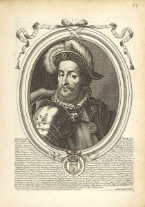 Nicolas de Larmessin.Francois I