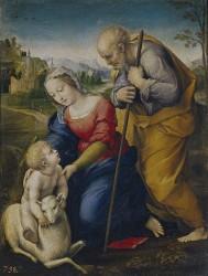 Sagrada Familia del Cordero (1507)