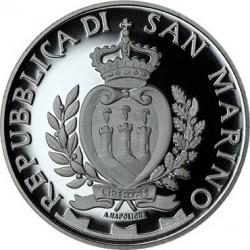 San Marino 2013. 5 euro. John Kennedy