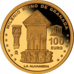 Spain 2013. 100 euro. Granada