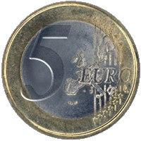 5 euro coin