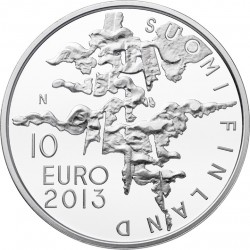 Finland 2013. 10 euro. Eero Järnefelt