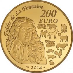 France 2013. 200 euro. Horse