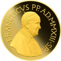 Vatican 2013. 200 euro. Theological virtues: Hope