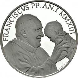 Vatikan 2013. 5 Euro. 46th World Day of Peace