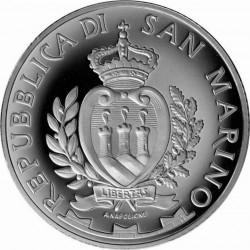 San Marimo 2013. 10 euro. Emilio Greco