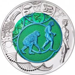 Austria 2014. 25 euro. Evolution