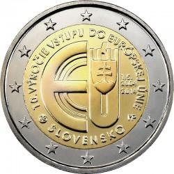 2 euro Slovakia 2014