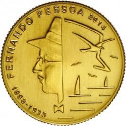 Portugal 2014. 0.25 euro. Fernando Pessoa