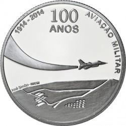 Portugal 2014. 2.5 euro. Aviation (Ag 925)