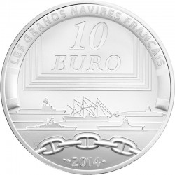 France 2014. 10 euro. Redoutable