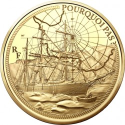 France 2014. 50 euro. Pourquoi Pas