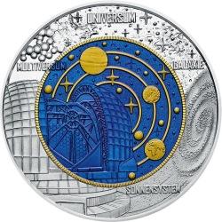 Austria 2015 25 euro Cosmology rev