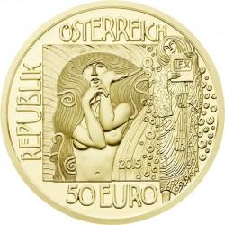 50 евро «Медицина». аверс