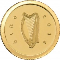 Irland 2014. 20 euro. Battle of Clontarf