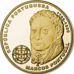 Portugal 2014. 2.5 euro. Marcos Portugal (Au 999)