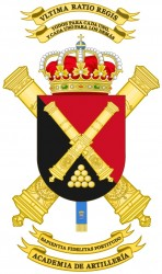 Coat of Arms of the Spanish Artillery Academy