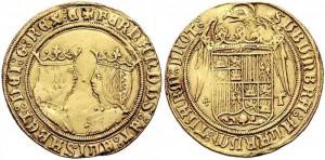 Doble Excelente (1497-1504) Toledo