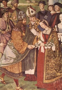 Frederick III and Eleonora of Portugal