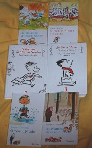 Petit Nicolas books