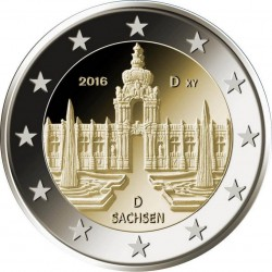 2 euro Germany 2016 Sachen